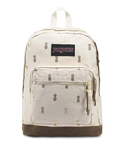 JanSport Right Pack Laptop Backpack (ISABELLA PINEAPPLE)