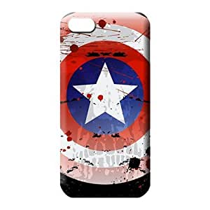 iphone 4 4s mobile phone skins Protector Heavy-duty New Fashion Cases captain-america-006