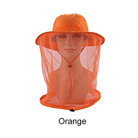 Helpful Bee Hat Beekeeping Mesh Net Head Face Protector Cap Fly Mosquito Outdoor Camping High Standard In Quality And Hygiene Garden Supplies Home & Garden