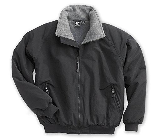 white bear jacket - 1