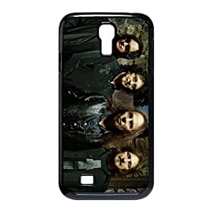 Black Sabbath Samsung Galaxy S4 9500 Cell Phone Case Black AMS0637805