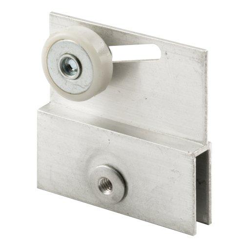 Prime-Line Products 191231 Frameless Shower Door Bracket and Roller, 2-Pack ()