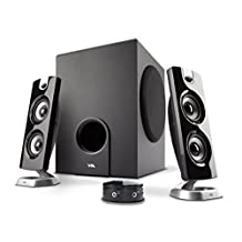 Cyber Acoustics CA-3602FFP 30W Powered Speaker System with Control Pod(CA-3602FFP)