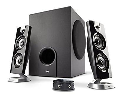 Cyber Acoustics CA 3602 Review