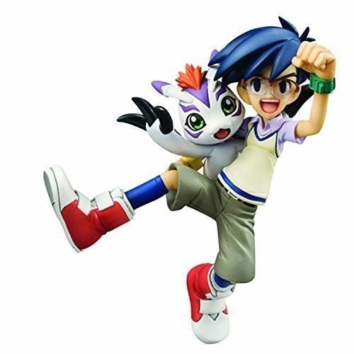 Angewomon Cosplay Costume (Shalleen Anime Adventure Joe Kido & Gomamon Set PVC Figure No Retail Box)