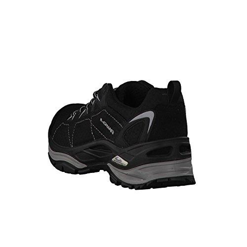 LOWA Ferrox GTX Lo Ws señoras zapatos para caminar gris 320610 3340