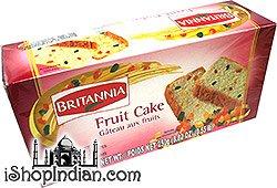 Britannia Fruit Cake 250 G
