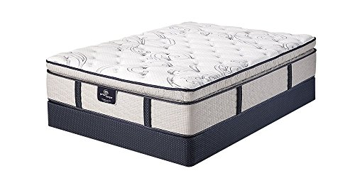 Serta Pearce Pillowtop Mattress Set, Twin XL