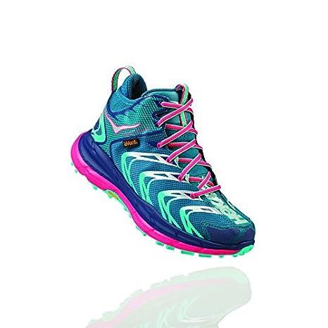 Hoka - Zapatillas trail Rando Tor Speed II Mid Mujer hoka, azul, 38 2/3: Amazon.es: Deportes y aire libre