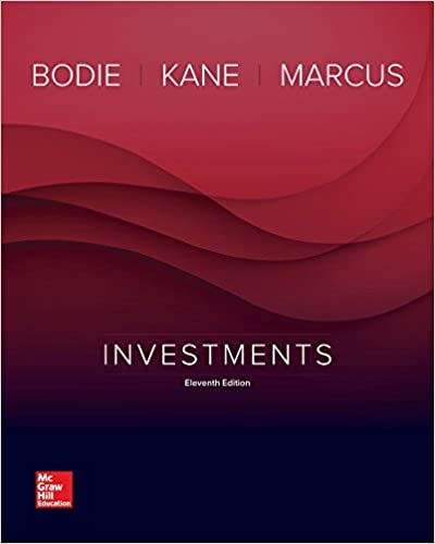 Loose Leaf for Investments (The Mcgraw-hill Education Series in Finance, Insurance, and Real Estate)