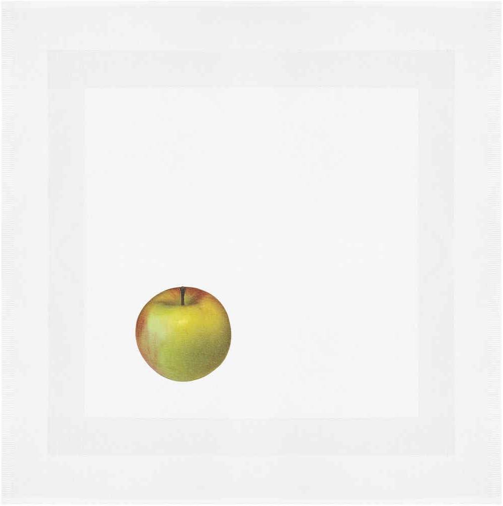 'Green Apple' Cotton Napkin / Dinner Cloth (NK00007664)