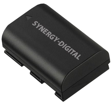Canon EOS 80D Digital Camera Battery Lithium-ion  - Replacem