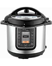 Healthy Choice 8L 1200W Pressure/Fast/Slow Electric Cooker/Baker Non-Stick Pot