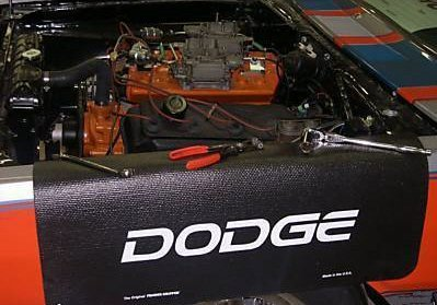 Dodge Fender Cover Gripper ()