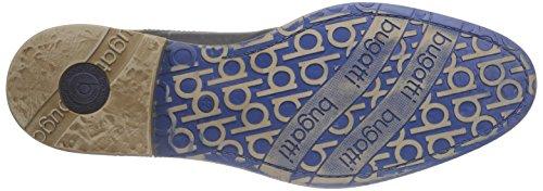 Bugatti Herren 311145013000 Derby Blau (d.blau 4100)