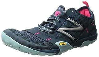 New Balance Women's WT10v1 Minimus Trail Running Shoe, Grey/Blue, 12 D US (B01FSIU292) | Amazon price tracker / tracking, Amazon price history charts, Amazon price watches, Amazon price drop alerts