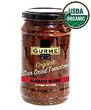 Gurme212 Organic Marinated Sun-dried Tomatoes (10.5 oz Julienne Cut)