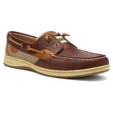 Sperry top sider women 39 s rainbow slip on boat for Best boat shoes for fishing