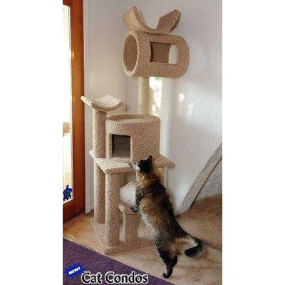 Cat Playstation Color: Beige, My Pet Supplies