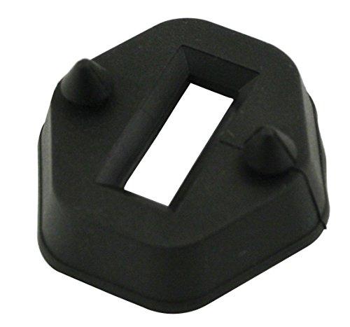 (Empi 98-2036-0 VW Bug, Beetle Type 1 Door Check Rod Seals, Black, Pair)