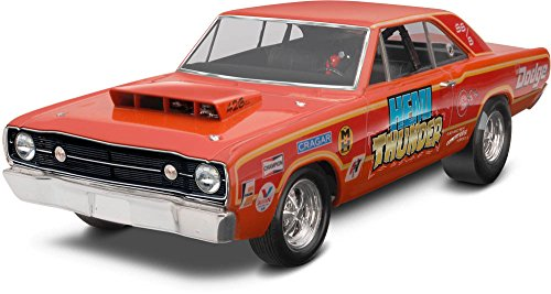 Revell Slot Cars (Revell 1:25 '68 Dodge HEMI Dart 2n1 Model Kit)