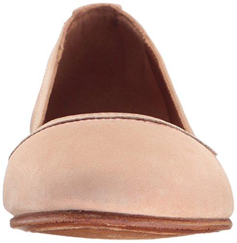Size Flat Ballet Blush Carson Frye Nubuck Grey One Women's Buffed WqAaxFwOx1