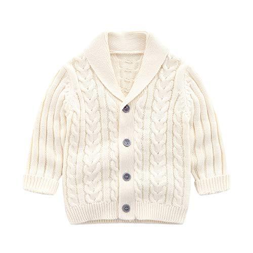 Feidoog Baby Girls Long Sleeve Zip Front Jacket Sweatshirt Toddler Zip-up Jacket,Blue,18-24Months