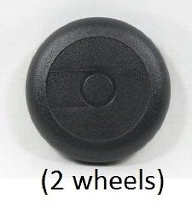 Eureka Mighty Mite Vacuum Rear Wheels (2pk) Part# 15409-119N