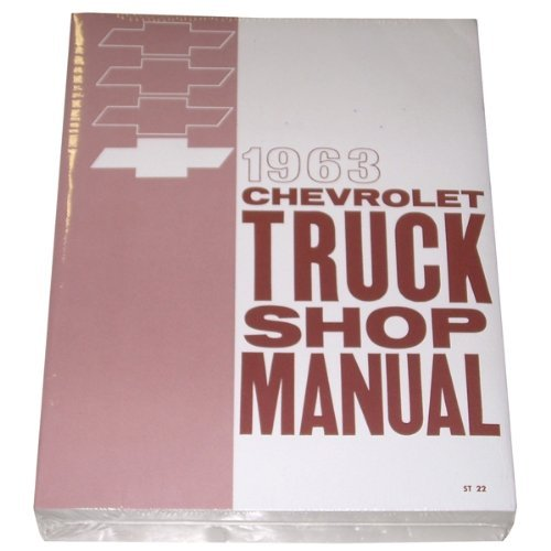 1963 Chevy Truck Shop Manual ()
