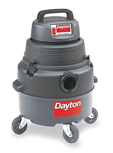 Wet/Dry Vacuum, 2 HP, 6 gal, 120V