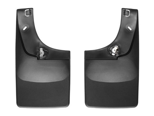 Super Duty Splash Guards - WeatherTech 110020 Mud Flap for Ford F250/350 Super Duty
