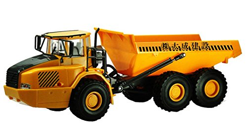 RC Construction Machinery Dump truck   (1/28 scale electric radio control)