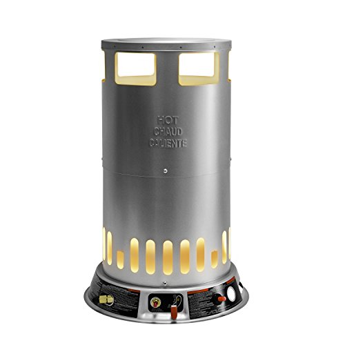 Dyna-Glo RMC-LPC200DG 50,000 to 200,000 BTU Liquid Propane Convection Heater