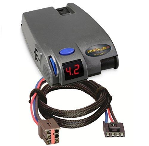 Primus 90160 Trailer Brake Controller For 03-12 Toyota Tundra Sequoia