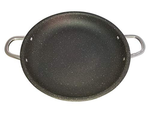 Granite Stone Non Stick No Wrap Frying Pan 14-Inch PFOA Free Oven Safe, Dishwasher Safe, Scratch Proof