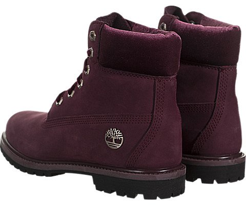 Pictures of Timberland Womens Velvet-Accent Premium Waterproof Boot A1KC1 3