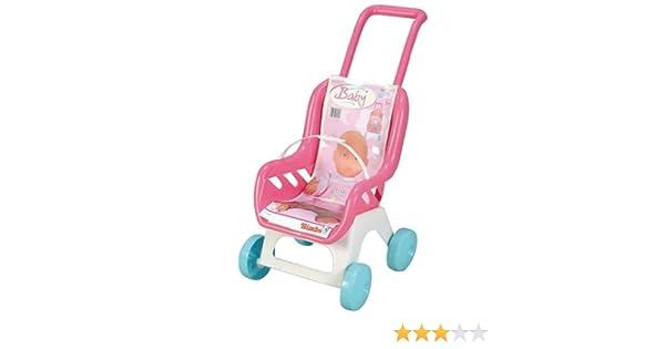 Amazon.es: Simba 105523011 - Carrito para muñeco bebé: Juguetes y juegos