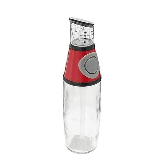 DaDago 500 Ml De Vidrio De Cocina Dispensador De Vinagre De Aceite ...