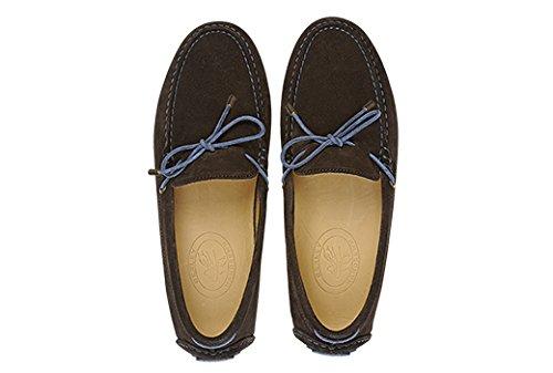 5be6dbe741 Bexley - Chaussures Détente Bahama - Homme - 45 Chocolat Marron: Amazon.fr:  Chaussures et Sacs