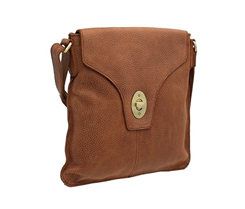 Hombro Bolla Peau Harriet Cambridge Brown Bolsas Body Bag cross Colección UaHqRxw