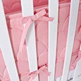 Crib Bumpers Pads for Baby, Machine Washable Baby