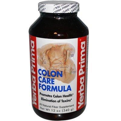Yerba Prima Colon Care Formula - 12 Oz by Digestive -
