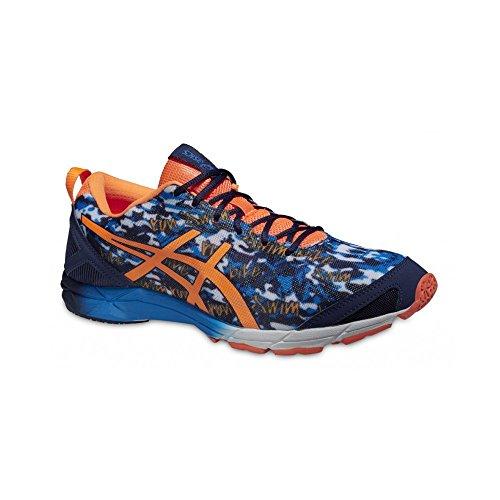 Asics Gel-Hyper Tri - Zapatillas de running Hombre Azul-Naranja