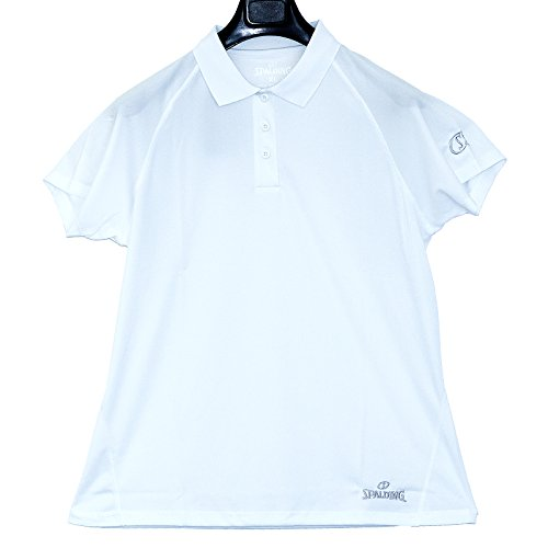 Spalding - T-shirt de sport - Femme bleu marine M