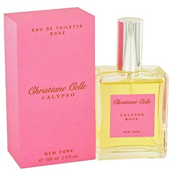 Calypso Rose By Christiane Celle Edt Spray 3.4 Oz
