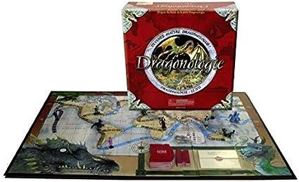 Dragonology Game