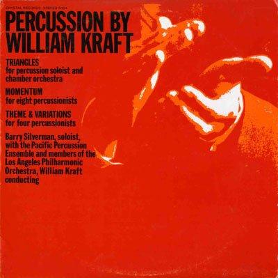 Percussion By William Kraft - Triangles / Momentum
