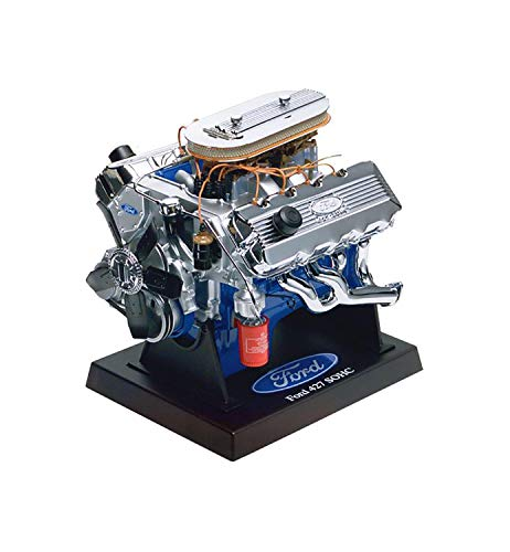 Revell Metal Body Ford 427 SOHC Engine, used for sale  Delivered anywhere in USA
