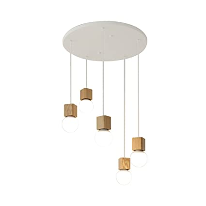 creative dining room chandelier. LED Chandelier, Creative Dining Room Chandelier Contemporary Art Bedroom  Study Room Hanging Light Nordic Solid I