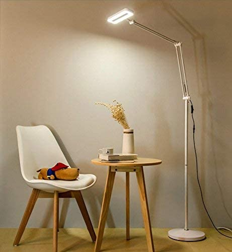 WEM Lampadaire Ikea, Lecture Au Sol, Lampe de Salon Et D